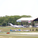 Jet Operations at Monmouth Airport