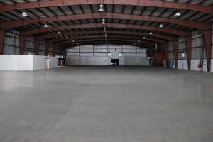 HANGAR SPACE NJ