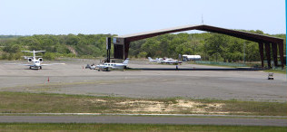 Jet Center Operations At Monmouth Airport FBO in Monmouth NJ