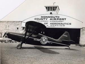 Monmouth Airport Circa 1956