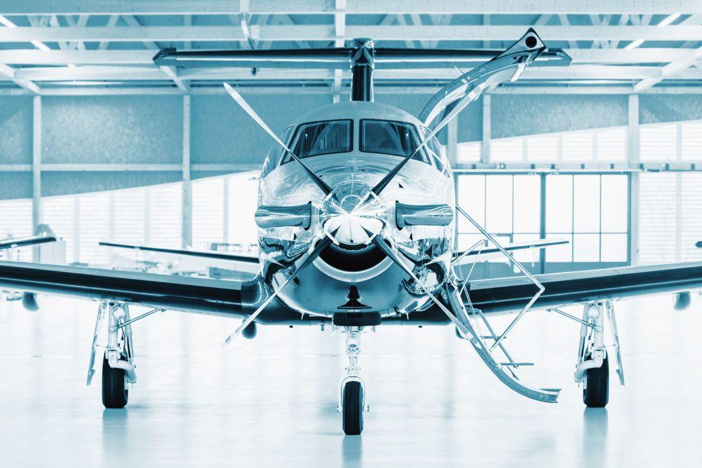aircraft hangars NJ