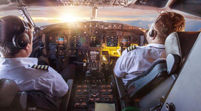 Aviation career